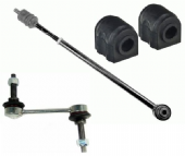 Rear Anti Roll Bar, Mountings & Link Rods